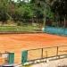 Reforma das quadras de tênis no CTC