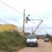 Solicitação de braço com luminária é atendida pelo Executivo Municipal