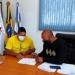 Prefeito e Presidente da Câmara deliberam sobre investimentos no Município.