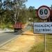 Vereador solicita melhoria de sinalização próximo ao Parque do Marimbeiro