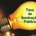 Vereador solicita redução da Taxa de Iluminação Pública